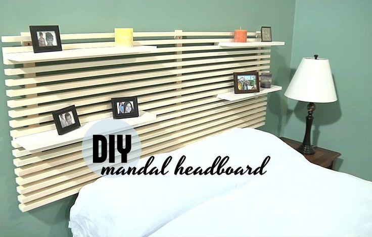 les 25 meilleures id es de la cat gorie t te de lit mandal. Black Bedroom Furniture Sets. Home Design Ideas
