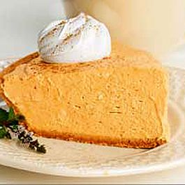 Harvest Foods - Pumpkin Amaretto Cheesecake