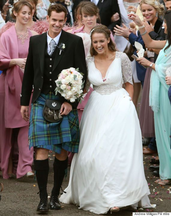Andy Murray And Kim Sears Pregnancy: Couple Expecting Baby In February