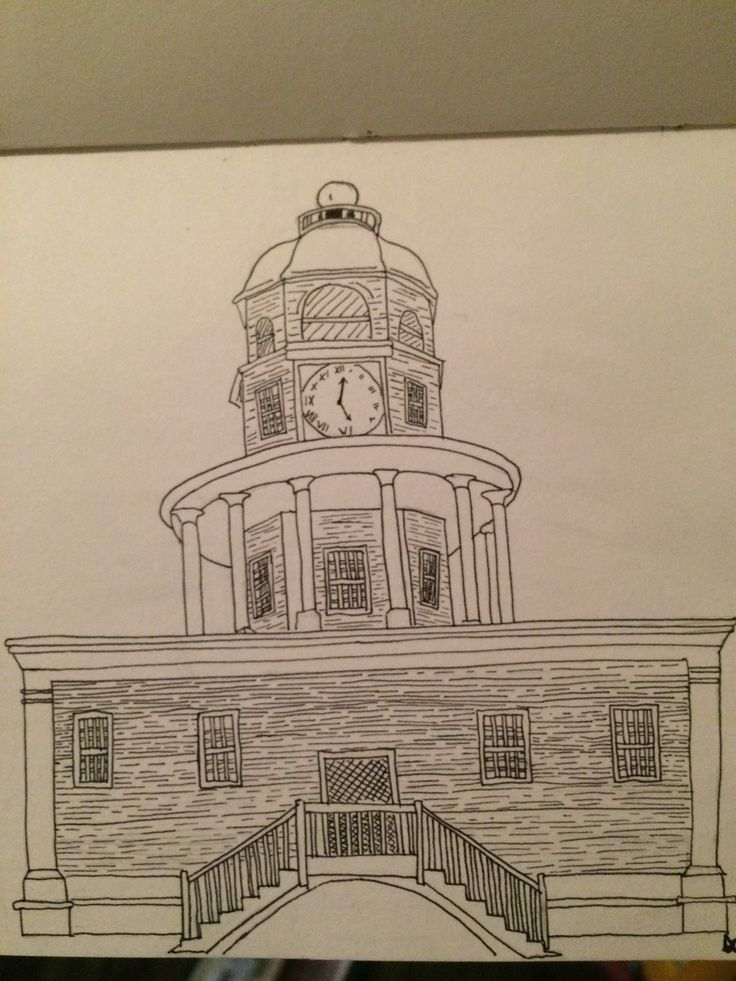 Halifax Citadel 2D drawing