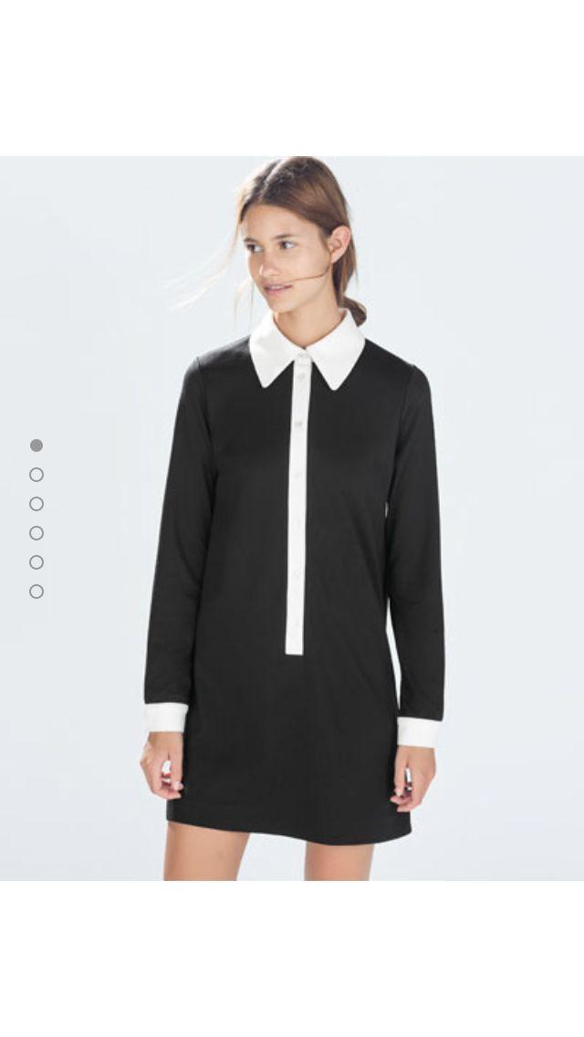 Zara.com #dress#zara#clothes#fashion#2014