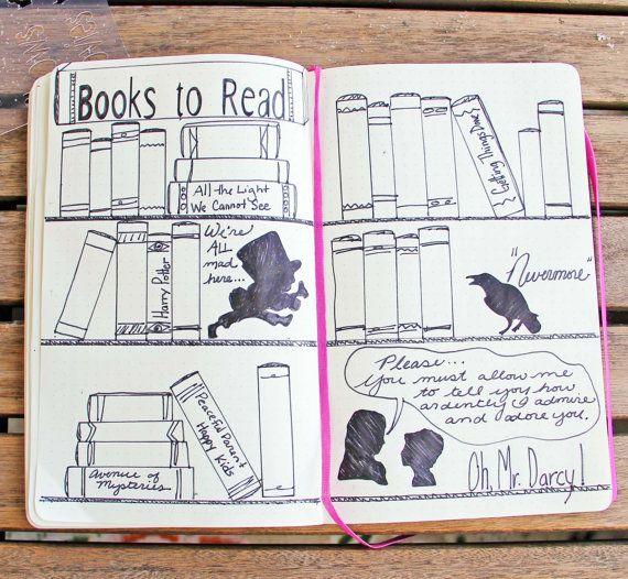Dieser ist für den Bücherwurm. Soll eine Liste der Bücher zu lesen sein, aber wollen nicht wirklich, dass es nur eine Liste der Bücher zu lesen sein? Mit dieser Schablone können Sie ein schönes Buch-Regal Romane Stift und schreiben die Titel der Bücher auf dem Buchrücken gelesen werden. So schick! Verwenden Sie eine der literarischen Silhouetten um zu Ihrem Regal sowie zu schmücken. Diese Schablone kann auch für eine Movies to Watch oder eine Zeigt to Watch Seite sowie verwendet werden…