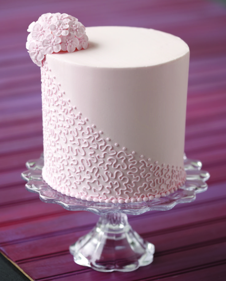 Cake Design Wilton : 17 Best images about Purple Cakes or decor ....layers on ...