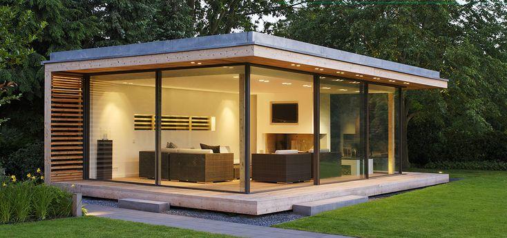 MW Garden Room | Slim Framed Sliding Door | IQ Glass
