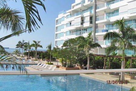 Check out this awesome listing on Airbnb: Studio Apt Santa Marta PlayaDormida - Apartments for Rent in Santa Marta (Distrito Turístico Cultural E Histórico)