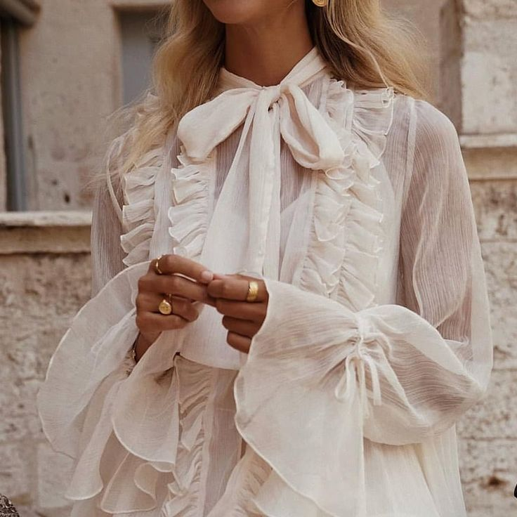 Romantic Type, Spring Outfit with Yellow Go well with & Extra ~ Every day Inspiration