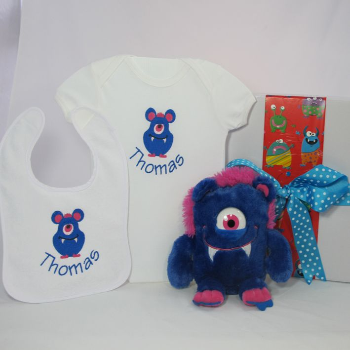 Gift Hampers for new little monster!