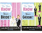 Do You Know Your Bride? Do You Know Your Groom? - A Quiz About Your Future Mate