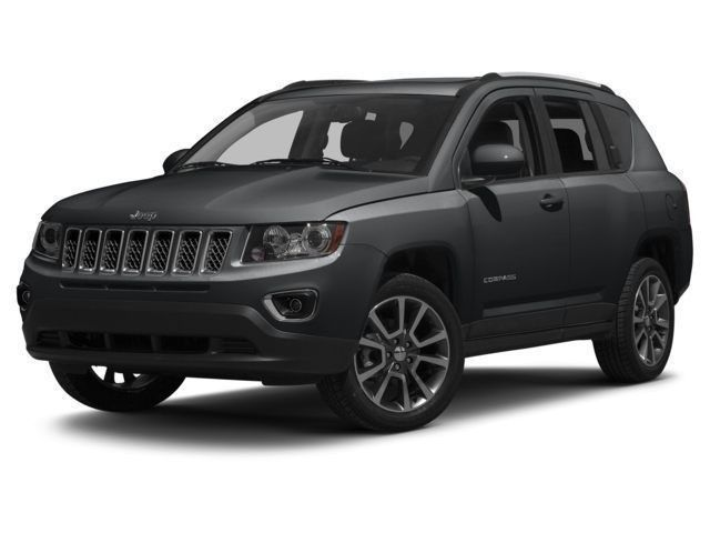 2016- Jeep- Compass- SUV