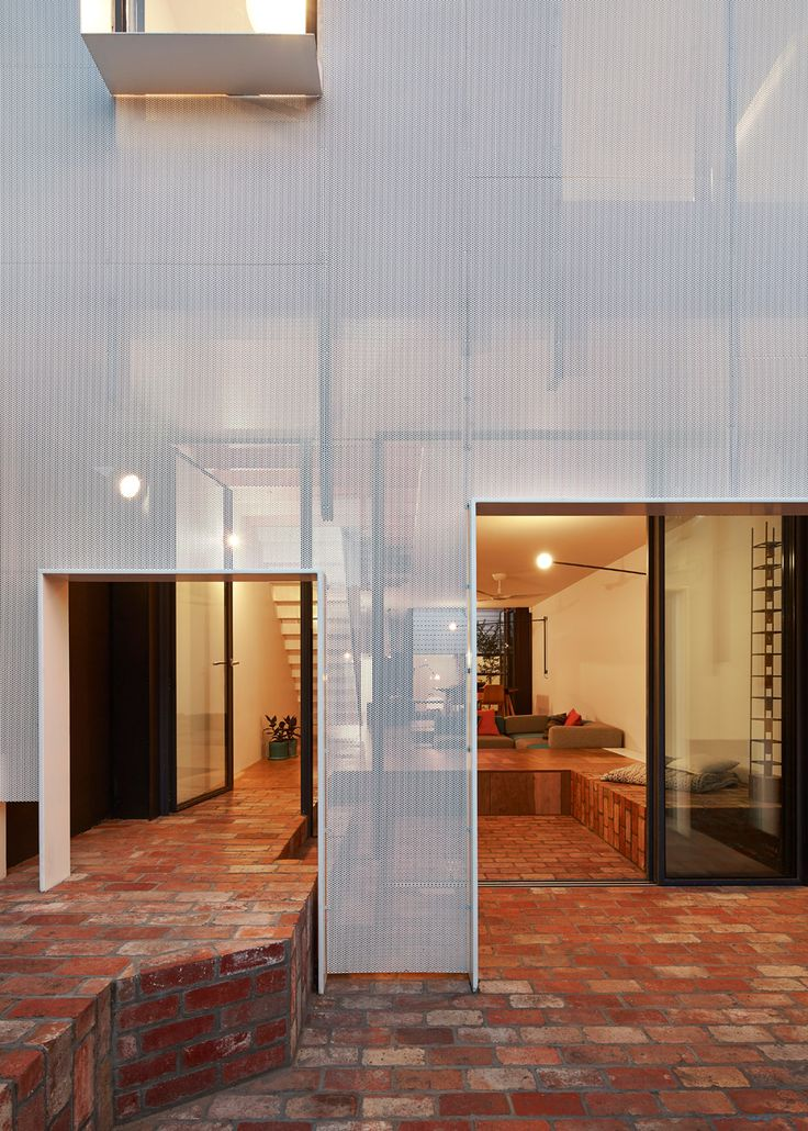 Remodelled Melbourne house contains a floor that doubles as a toy box