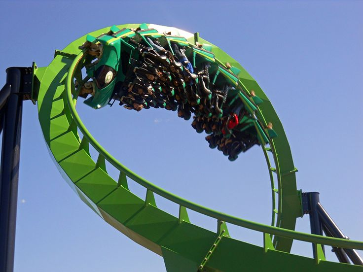 1000 Images About Extreme Thrill Rides On Pinterest