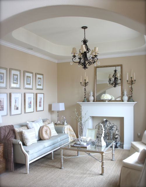 Home is Where the HEARTH is (Faux Fireplace) | Do It Yourself Home Projects from Ana White