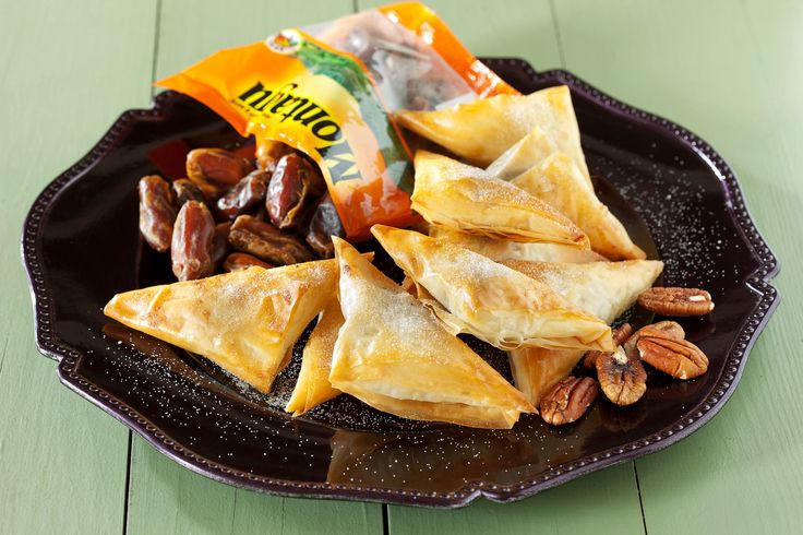 Orange And Date Samosa Recipe. Click on the link for more recipes: http://tinyurl.com/Montagu-Recipes