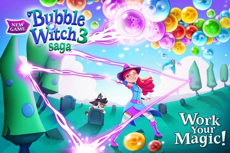 Bubble Witch 3 Saga: Il nuovo titolo King arriva su Windows 10 e Windows 10 Mobile | Gratis https://www.sapereweb.it/bubble-witch-3-saga-il-nuovo-titolo-king-arriva-su-windows-10-e-windows-10-mobile-gratis/        Da King, nota software house grazie al popolare gioco della serieCandy Crush, ecco arrivare anche su Windows 10 e Windows 10 Mobile il gioco Bubble Witch 3 Saga.  Di seguito la descrizione che possiamo leggere nello Store: Bubble Witch 3 Saga, il nuovissimo gioc