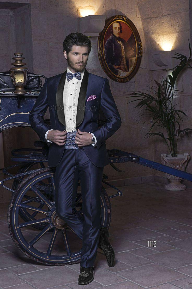 Tuxedo, Dinner-Sakko und Smoking-Anzug für luxuriöse Feste. Kollektion Black Tie