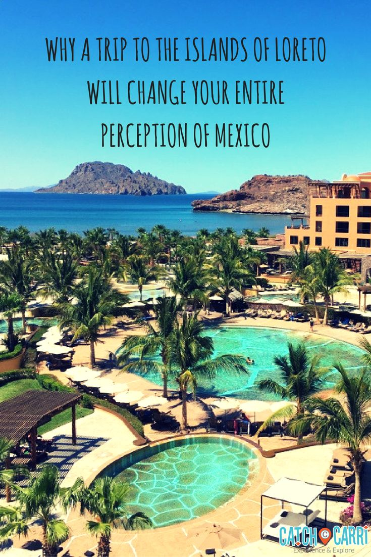 A trip to the Islands of Loreto changed my entire perception of Mexico #Mexico…