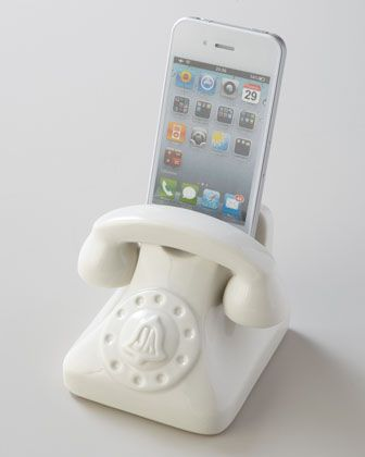 Would someone please just buy this for me already! Smartphone Holder by Jonathan Adler