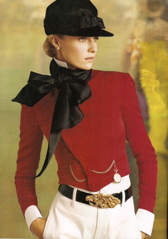༺♥༻TOWN And COUNTRY༺♥༻ **Ralph Lauren