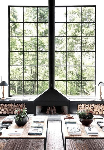 30 Fireplaces to Warm Up to This Winter 3