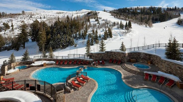 The St. Regis Deer Valley Resort  Park City, United States