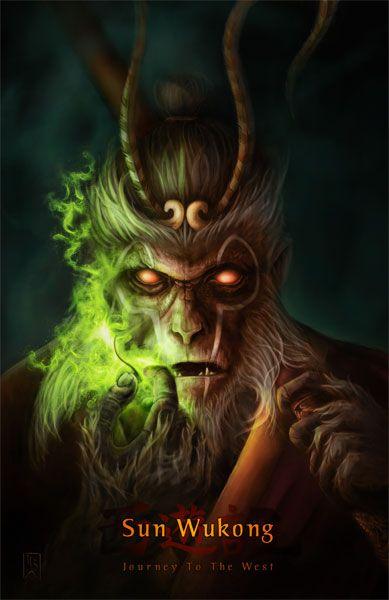 monkey king gamepedia
