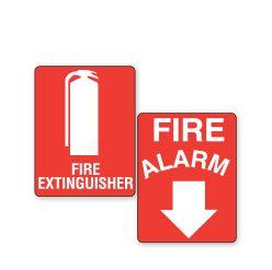 Fire Signs - Sitecraft