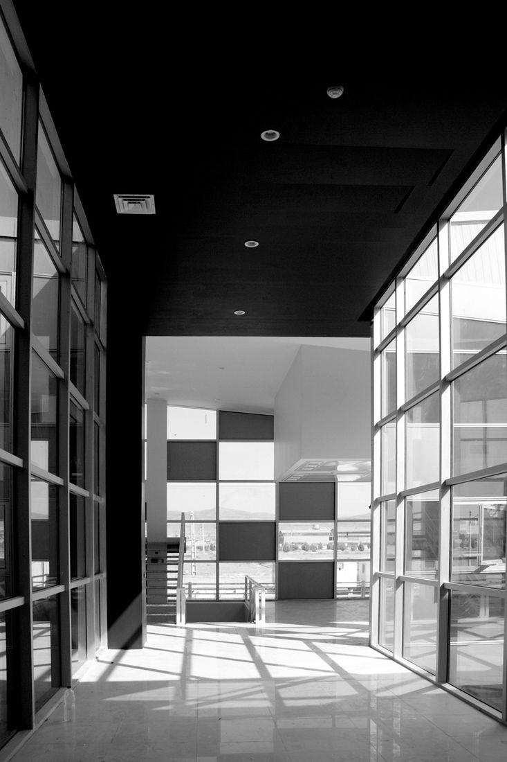 Gallery of Paykar Bonyan Panel Factory / ARAD (Architectural Research And Design) - 12