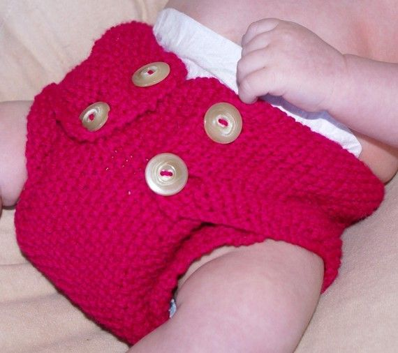 Free Knitting Patterns For Baby Diaper Covers : 17 Best images about Baby Diaper Covers on Pinterest Free pattern, Baby kni...