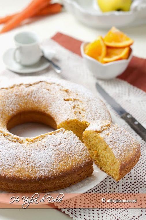 Una torta semplice e genuina per iniziare il weekend! …