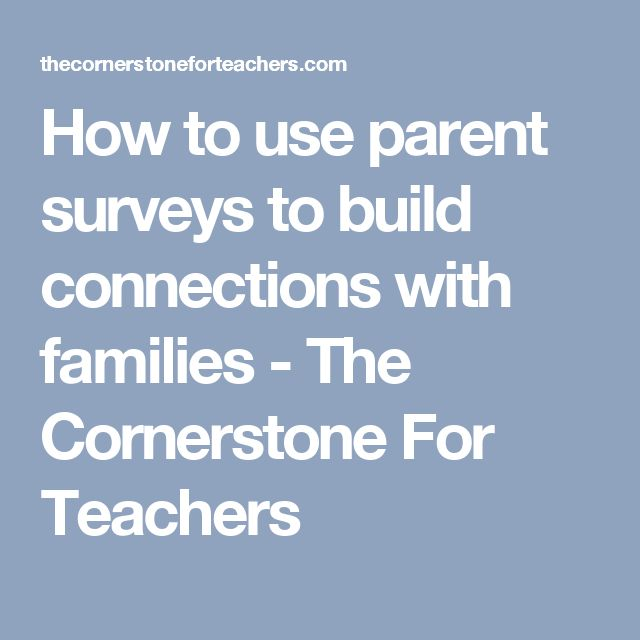 how to build a survey
