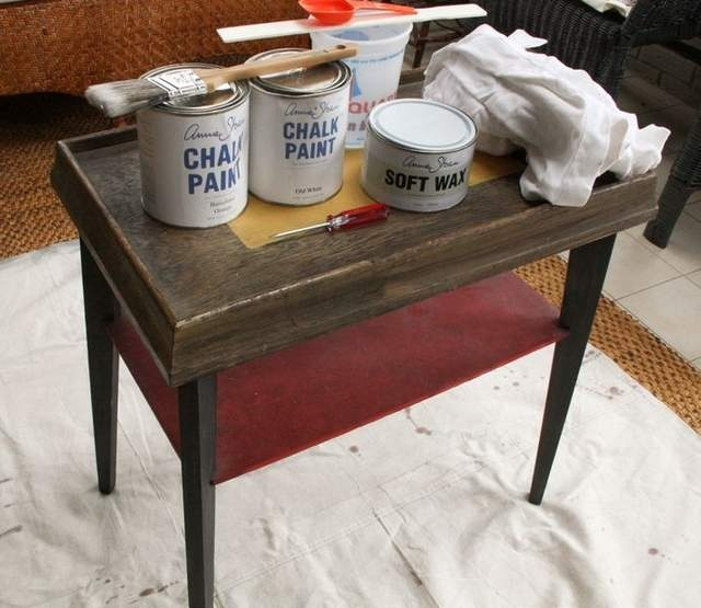 how to make your own milk paint