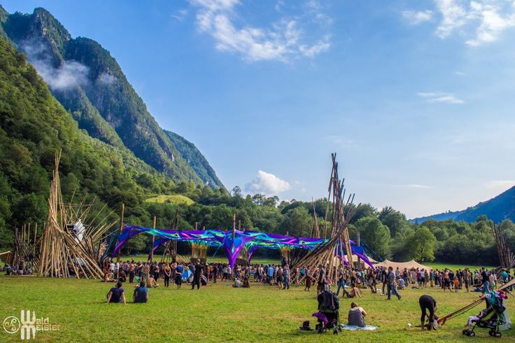 Shankra Festival 2017    WHERE: Lostallo, Switzerland  WHEN: 12 July – 16 July 2017