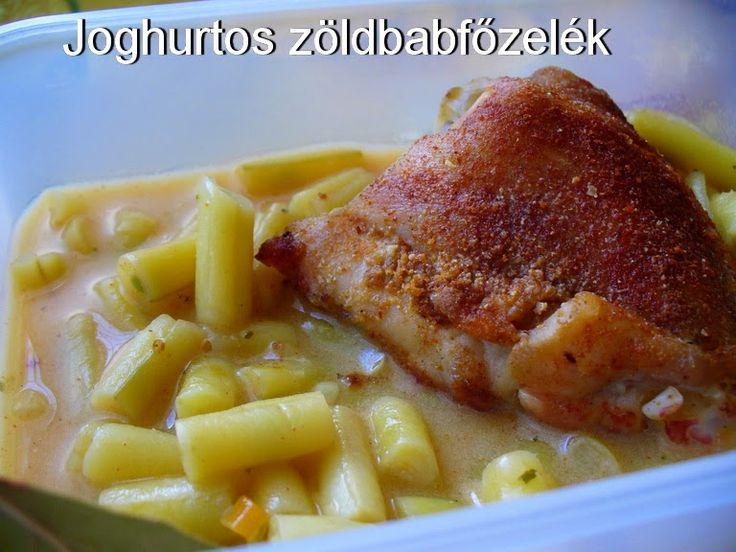 Réka alakbarát receptjei - szénhidrátcsökkentett, bűntelen finomságok: Joghurtos zöldbabfőzelék 2. recept