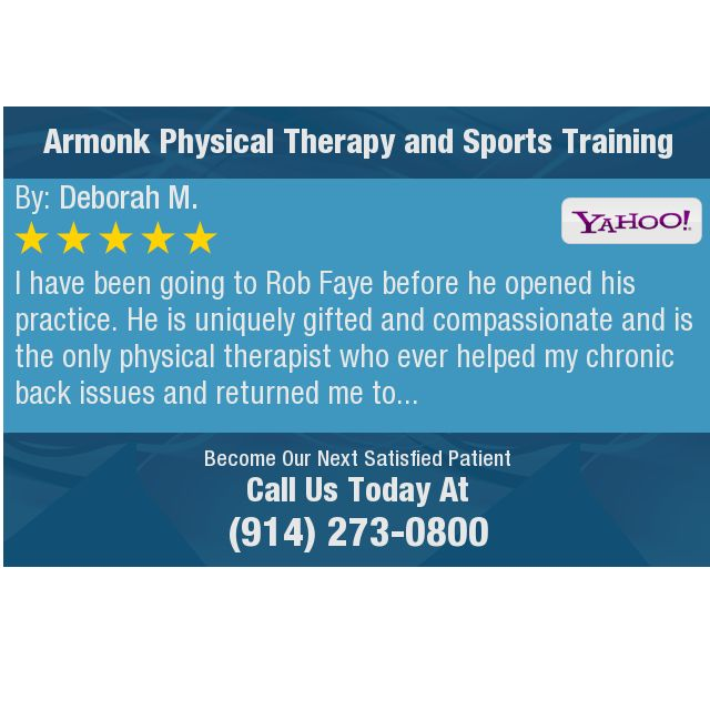 I Have Been Going To Rob Faye Before He Opened His Practice He Is