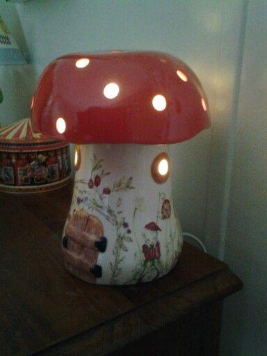 Love Ashton's night light by White Rabbit England