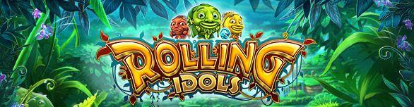 Rolling Idols - сaptura de pantalla del juego 1