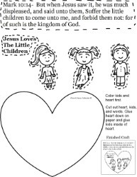 1152 best Jesus Loves the Little Children images on Pinterest ...