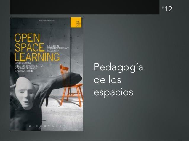 Pedagogía de los Espacios - Arquitectura Escolar Diseñada para el Movimiento | #eBook #Educación