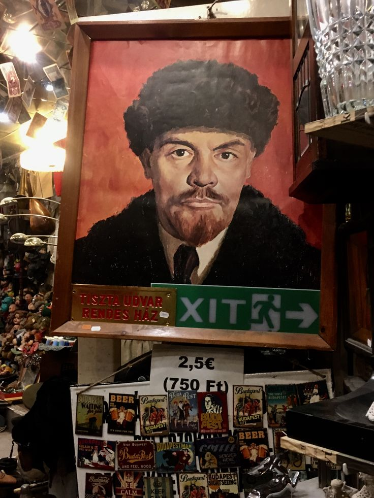 An Old Vintage Shop - Communist Tour Budapest - Budapest Urban Walk - Private & Group Tours in Budapest