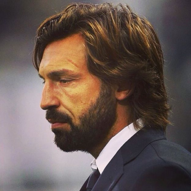 Andrea Pirlo  The master