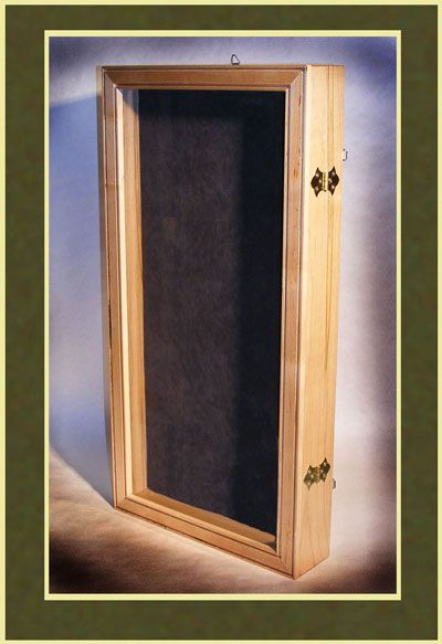 Military Shadow Box Woodworking Plans - WoodWorking ...