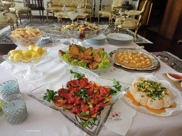 NURLUMUTFAKTA !!!: Öğlen Yemeği Menüsü 1