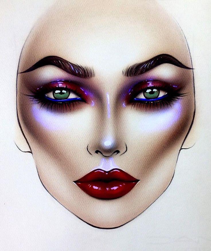 "4,122 Likes, 17 Comments - Sergey X (@milk1422) on Instagram: ""#artist@milk1412 ✨ #mylove #myart #myartistcommunity #myartistcommunityrussia #makeup #makeupart…"""