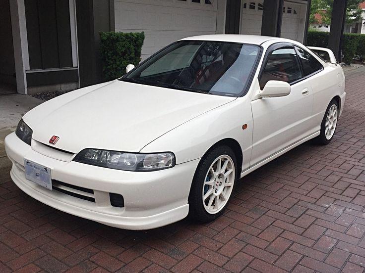1998 Honda Integra Type R Dc2 191 977km Jdmbuysell Com Integra Type R Acura Integra Acura Cars