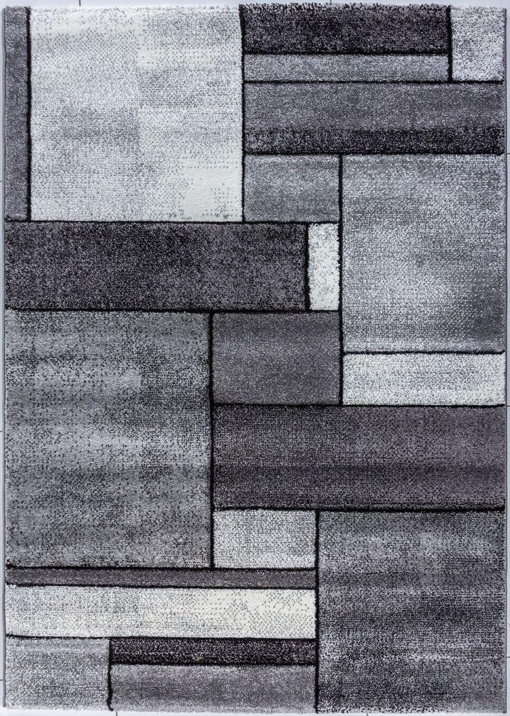 Dywan Carpetforyou Symphony Tetris Grey