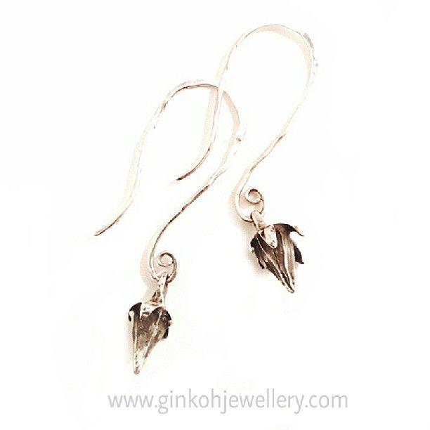 #ginkohjewellery #silver #succulent #flower #elegant #earthy #earrings #lostwaxcating #handmadejewellery #greatoceanroad #anglesea #inmygarden #gorgeousthings  by ginkoh_jewellery