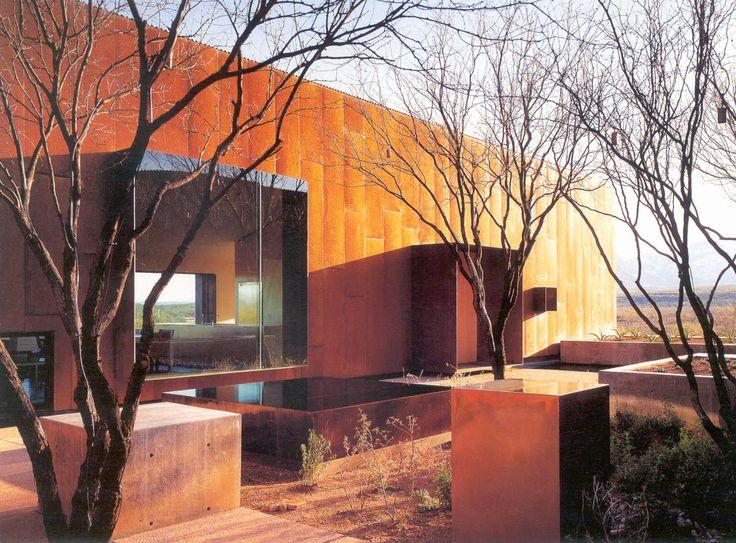 Rick Joy / House At Tubac Arizona