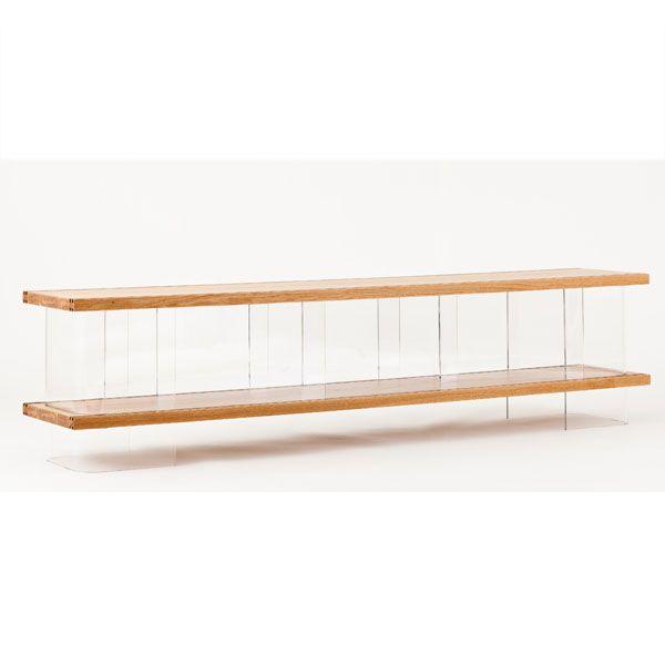 Shelfsystem, low  ---Manufacturer: Harri Koskinen Works  Design: Harri Koskinen---   $4,560.00