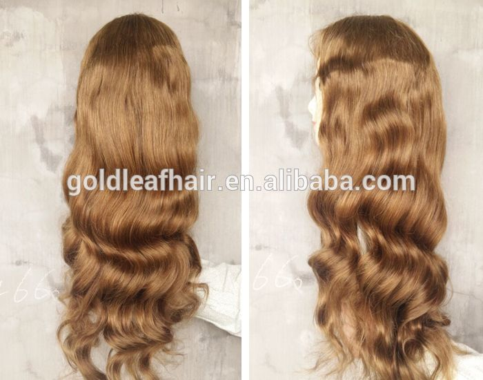 Alibaba gold wigs vendor wholesale brazilian 30 inch body wave full lace wig Email:sales2@goldleafwig.com Whatsapp:+8618253634280 Tel:+8618253634280