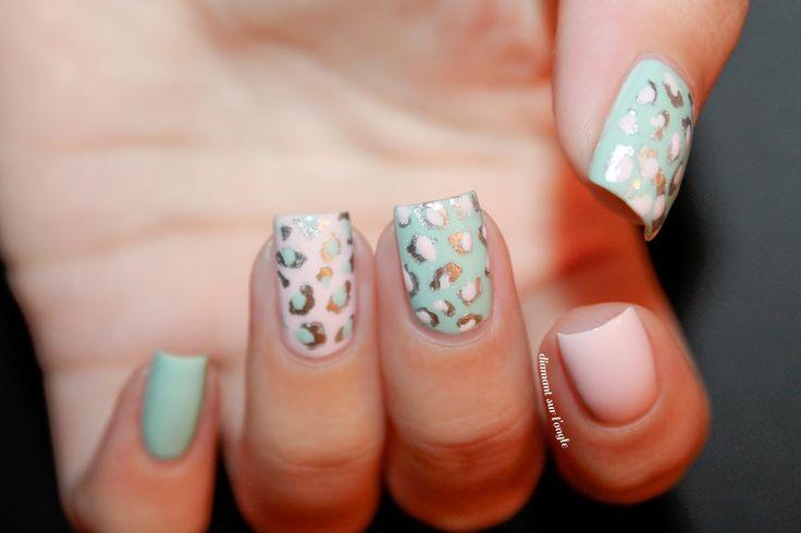 Más de 45 ideas de decoración de uñas 2016 | Decoración de Uñas - Manicura y Nail Art